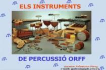 Imagen de Los Instrumentos de Percusión Orff 3.0