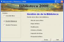 Imagen de Biblioteca 2000 1.01b