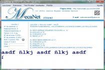 Imagen de MecaNet Core 15.07.01