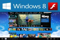 Imagen de Adobe Flash Player para Windows 8 23.0.0.207