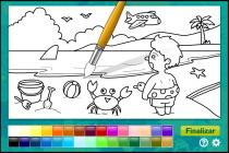 Imagen de Coloreando, el juego