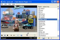 Imagen de Flash Movie Player 1.5