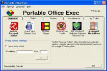 Imagen de Portable Office Exec 1.2.8