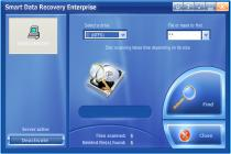 Imagen de Smart Data Recovery Enterprise 3.0