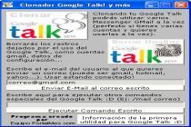 Imagen de Clonador Google Talk 1.0