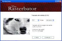 Imagen de The Rasterbator 1.2
