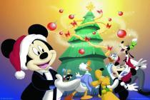 Imagen de Árbol De Navidad Disney