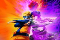 Imagen de Naruto vs Sasuke
