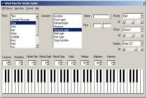 Imagen de Virtual Piano 1.0